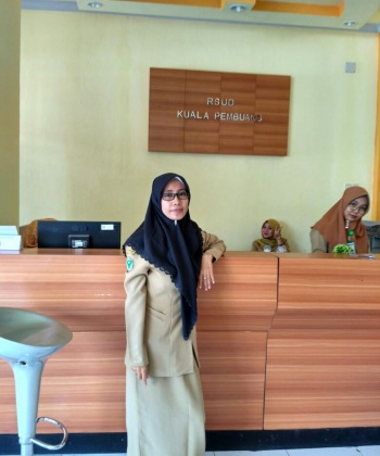 Endang Emi RSUD Kuala Pembuang