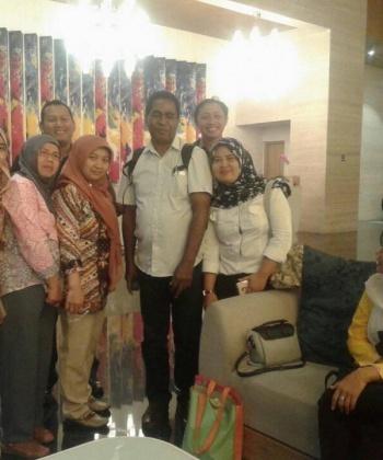 Meika (UPT Puskesmas Kedokanbunder Indramayu Jawa Barat)