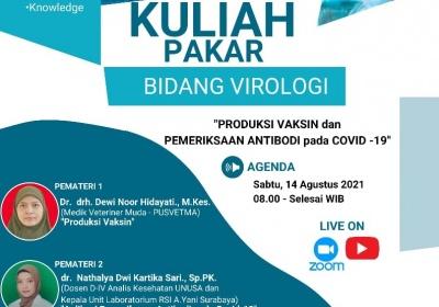 Kuliah Pakar Bidang Virologi (FREE)